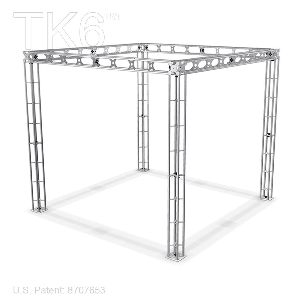 BETHEL - 10FT X 10FT TRUSS DISPLAY [FRAME ONLY]