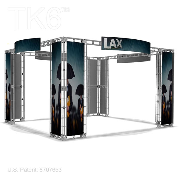 Exhibition Booth Pdf : Angeles trade show truss display exhibit booth